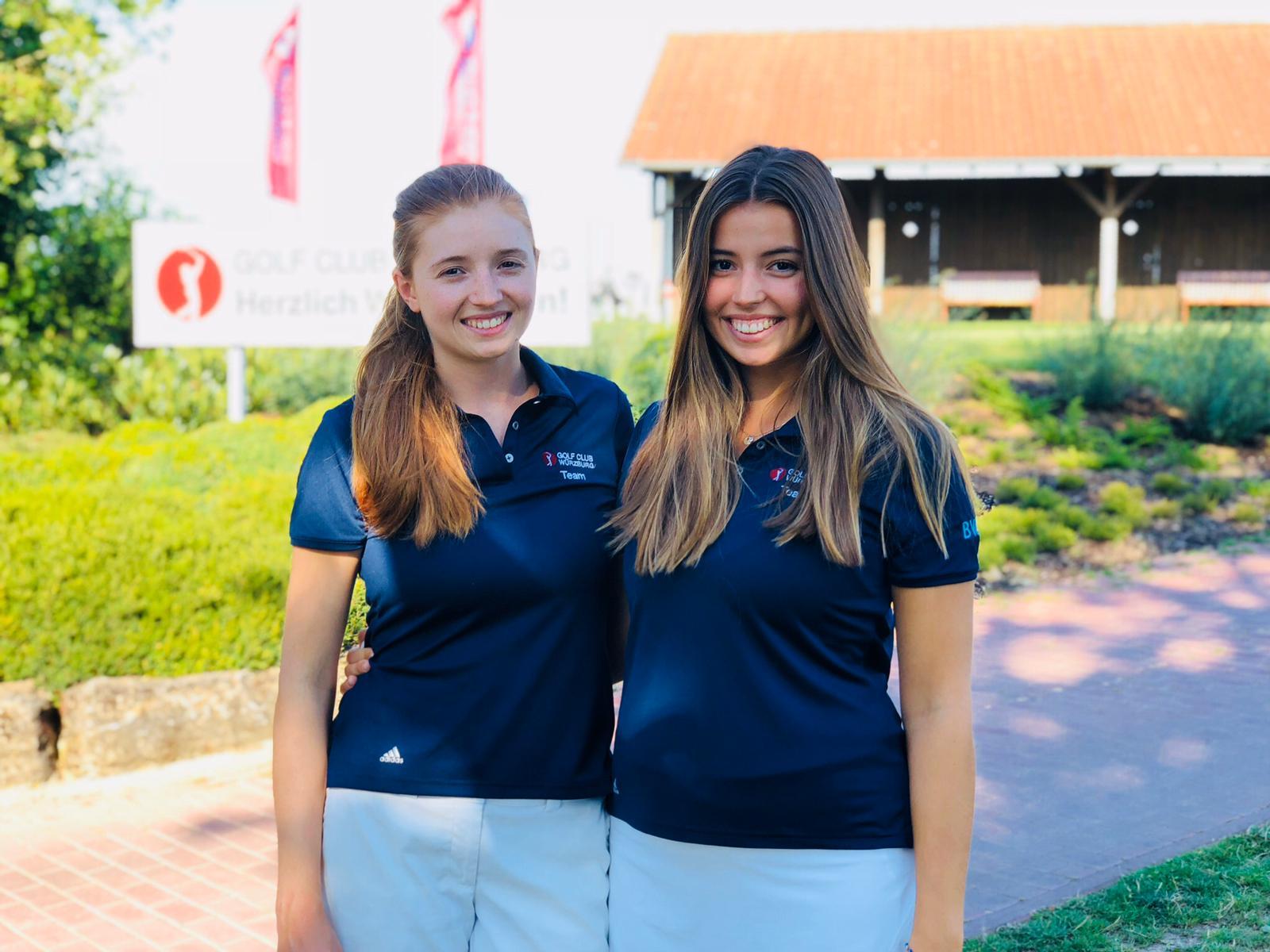 Sabrina und Vanessa Schloo